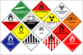 Dangerous Goods Regulations -Category 1,3 & 6